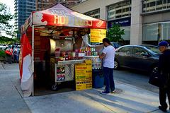 Canada 2016 – Toronto – Hot dog
