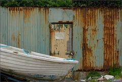 The rusty shack