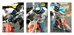 Dirt biker, 2009