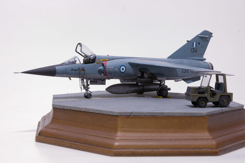 Mirage F1CG, Special Hobby 1/72 - HyperScale Forums