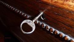 der Schlüssel steckt im Schloß - (PiP)