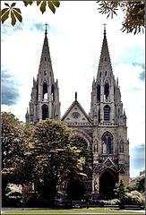Basilique Ste Clotilde, Paris, 1857