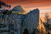 Yosemite - North Dome - 1986