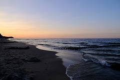 Ostsee Dämmerung