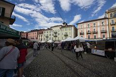 Locarno Piazza Grande