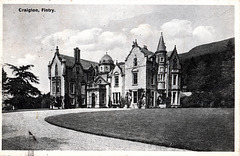 Craigton House, Fintry, Stirlingshire, Scotland (Demolished)