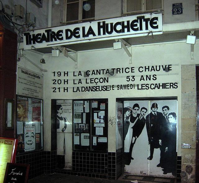 Rue de la Huchette