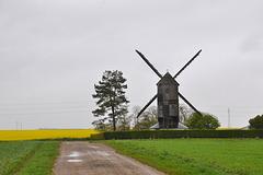 Moulin de la Garenne à Ymonville Eure et Loir