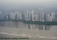 High Rise Buildings, Panama City