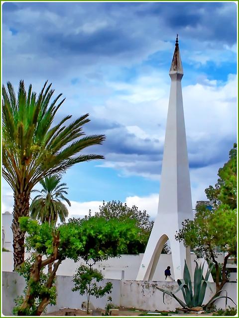 Hammamet : Place des Martyres