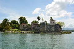 Guatemala, Castle of San Felipe de Lara