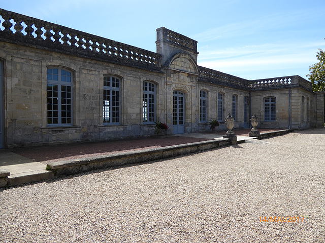 chateau de la citadelle de Bourg Gironde