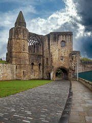 Royal Palace of Dunfermline