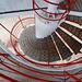 Rettungsturm am Strand Kabli - 'mal von unten und 'mal von oben (© Buelipix)