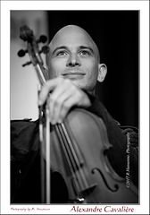 Alexandre Cavalière ( jazz au Broukay 2017 )