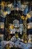 Beziers - Titanenbrunnen - Detail: Neptun