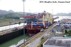 Miraflore Locks, Panama Canal