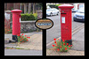 Wilmington Road post box - 2.7.2015