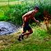 Poldercross Warmond 2016 – Running away