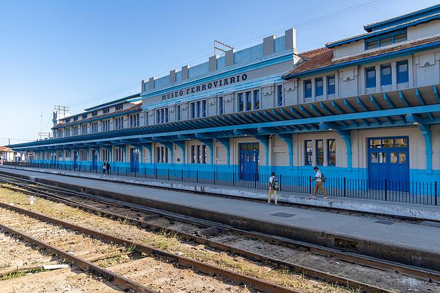 Museo Ferroviario Camagüey