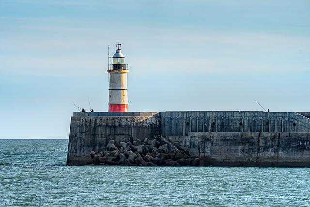 Newhaven Breakwater Lighthouse