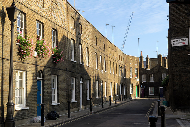 Theed & Whittlesey Streets