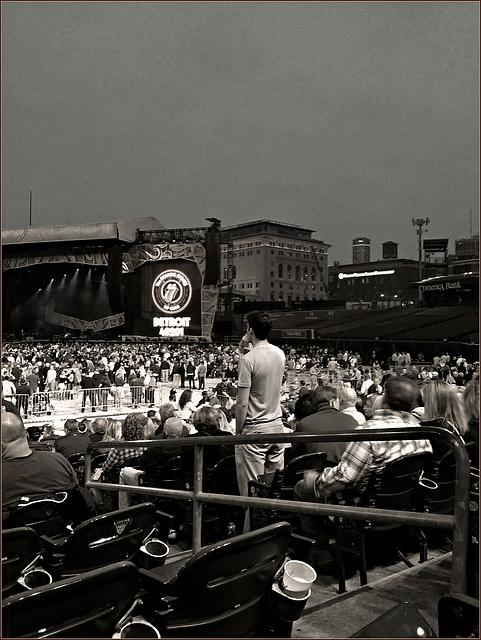 Rolling Stones - Detroit