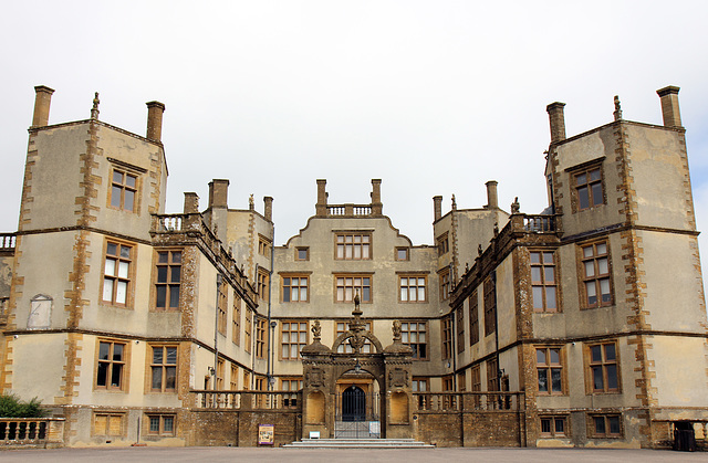 Sherborne New  Castle