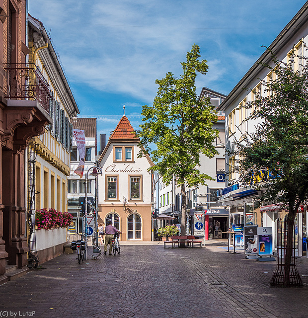 Small Town Germany / Kleinstadt Idyll (030°)