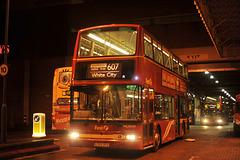Night buses ~ Uxbridge
