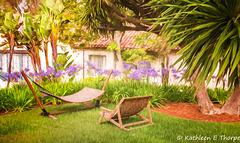 Belmond El Encanto, Santa Barbara, California - Cezanne Impressionistic