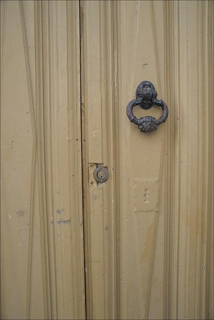 Jaggedy lock