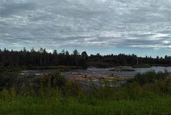 Là où la nature bat son plein......(Québec)