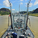 RFA GOLD ROVER in the Panama Canal