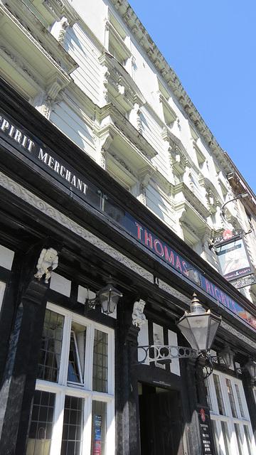 rigby's pub, dale st, liverpool