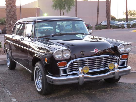 Checker Limousine