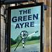 Green Ayre pub sign