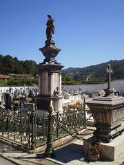 Tomb of Amadeo de Souza-Cardoso.