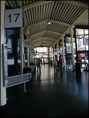 Lancaster bus station