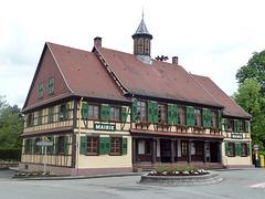 Das Rathaus von Dalhunden