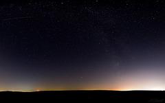 Starry Night over Saddleworth