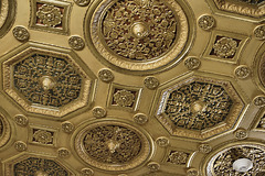 Ceiling the Deal – London Guaranty & Accident Building Lobby, Chicago, Illinois, United States