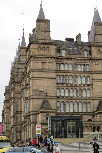 lime street station hotel, liverpool