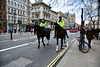London 2018 – Mounted police