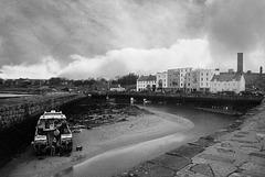 St Andrews, Harbour at Low Tide