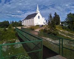 Une tradition religieuse qui survit.........(Québec)