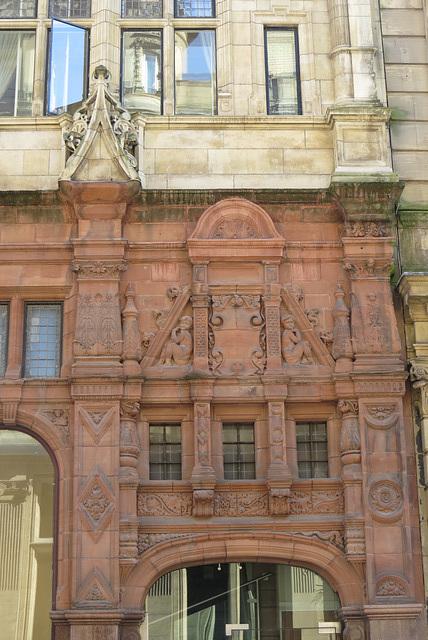 martins bank, castle st., liverpool