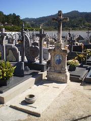 Tomb of Amadeo de Souza-Cardoso's mother.