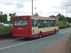 DSCF7797 Halton Borough Transport 19 (KP54 BYN) in Widnes - 15 Jun 2017