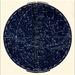 Northern Hemisphere Star Map, 1855/7